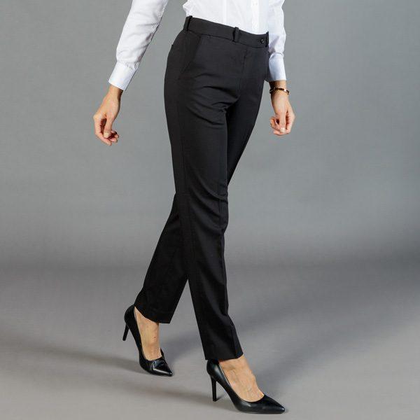 1762WT Womens Washable Slim Leg Pant