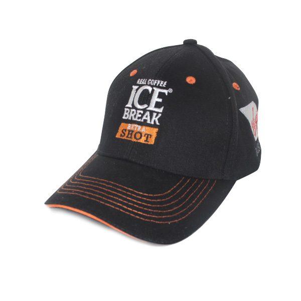 Custom Caps – Real Coffee Ice Break