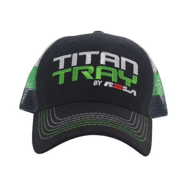 Custom Caps – Titan Tray