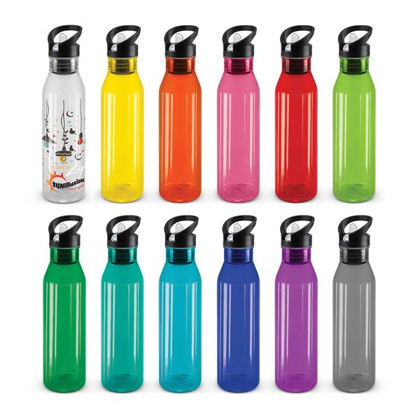 Nomad Drink Bottle – Translucent