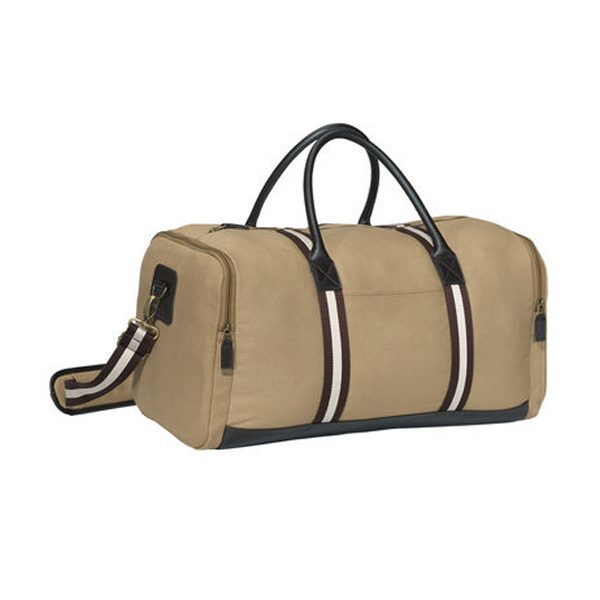Heritage Canvas Duffle – (HE4070_LEGEND)