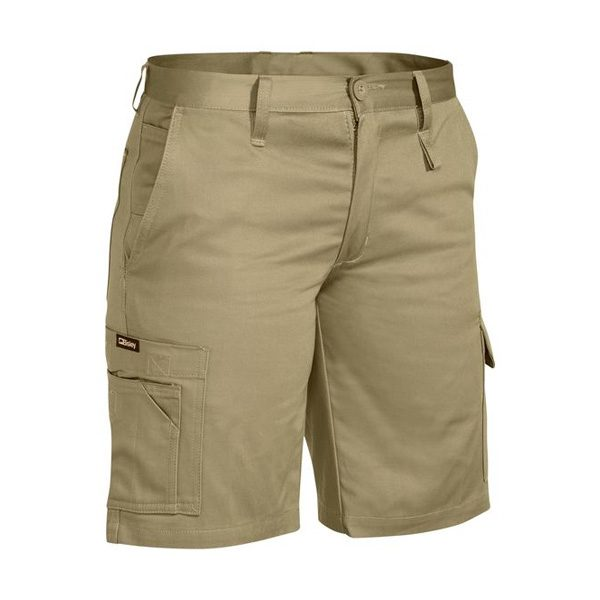 Womens Drill Light Weight Utility Short