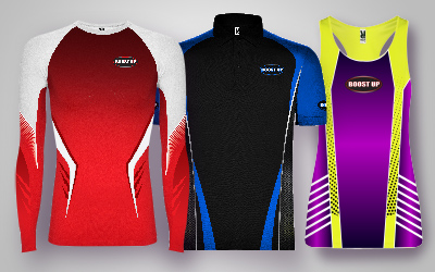 Promotional Centre - Categories - Sublimation Clothing