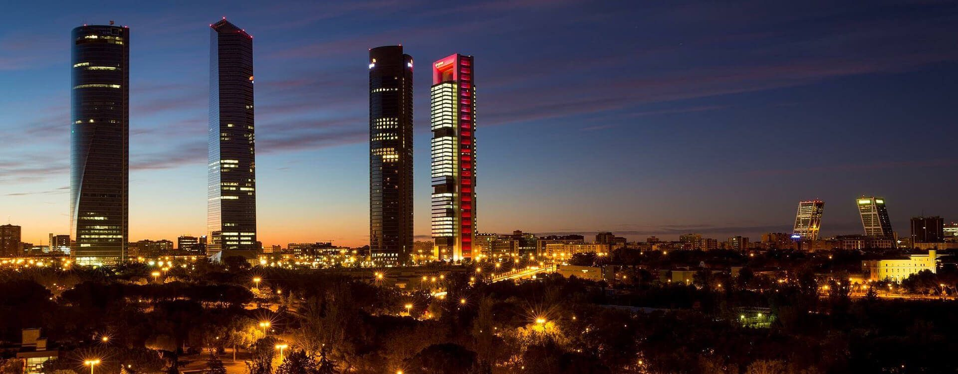 Promotional Centre - Locations - Madrid