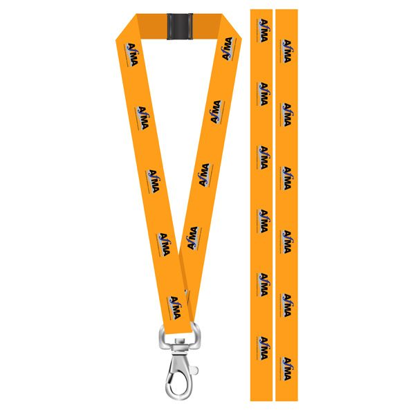 Sublimated Lanyards