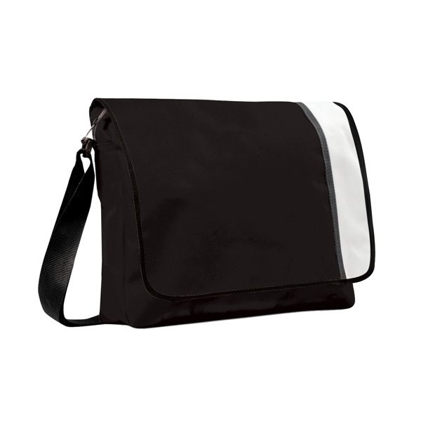 3716 B Spectrum Basic Flap Satchel