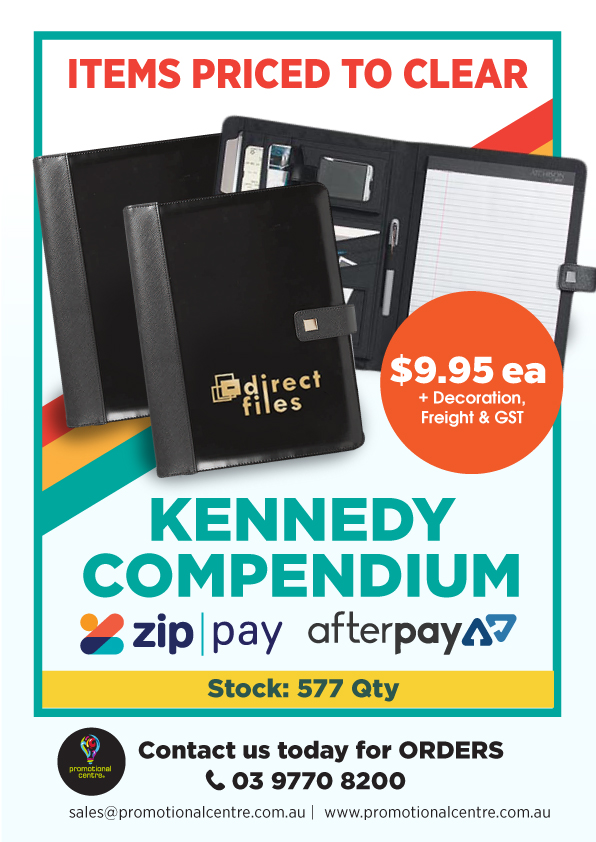 Promotional Centre - Clearance - Kennedy Compendium